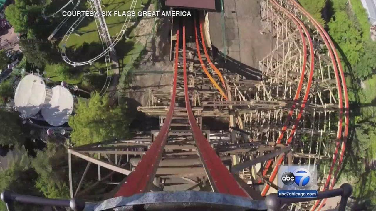 Goliath to be unleashed at Six Flags
