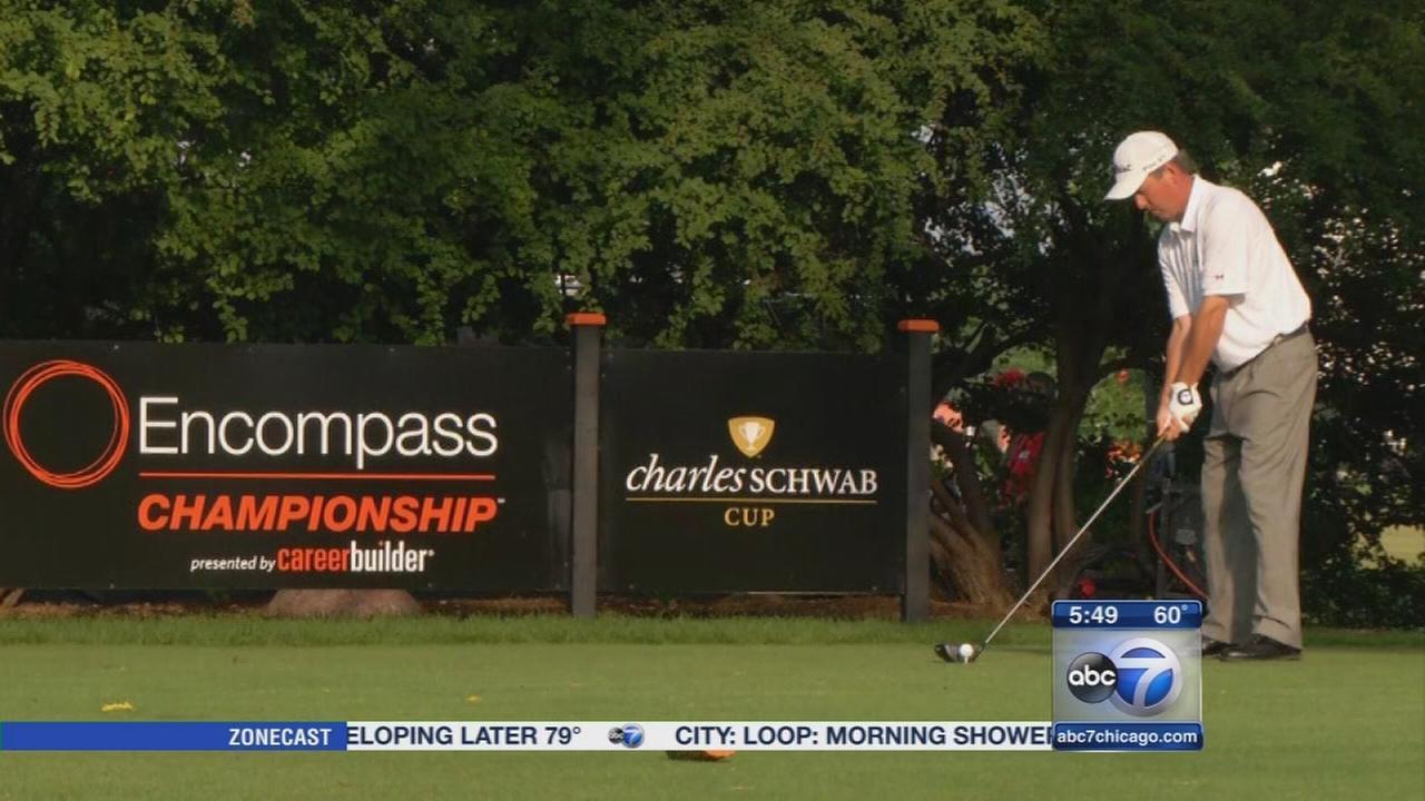 2014 Encompass Championship kicks off
