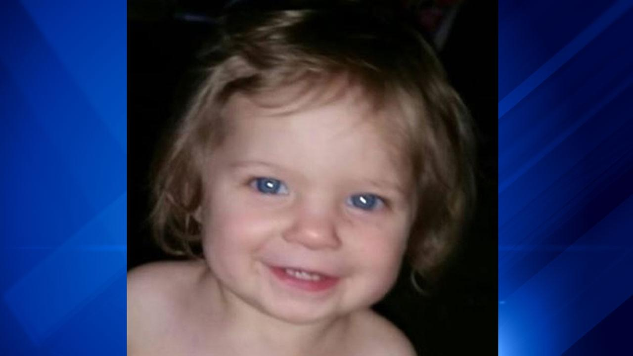 1-year-old Shaylyn Ammerman was reported missing from her home near Indianapolis.