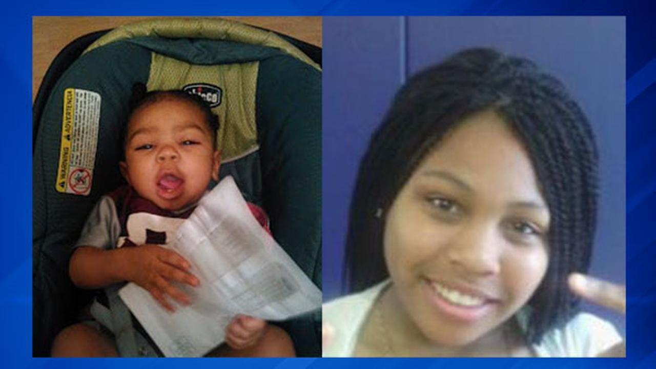 Willie Silas, 1, (L) and Tamara Silas, 16, (R) are missing from West Englewood.