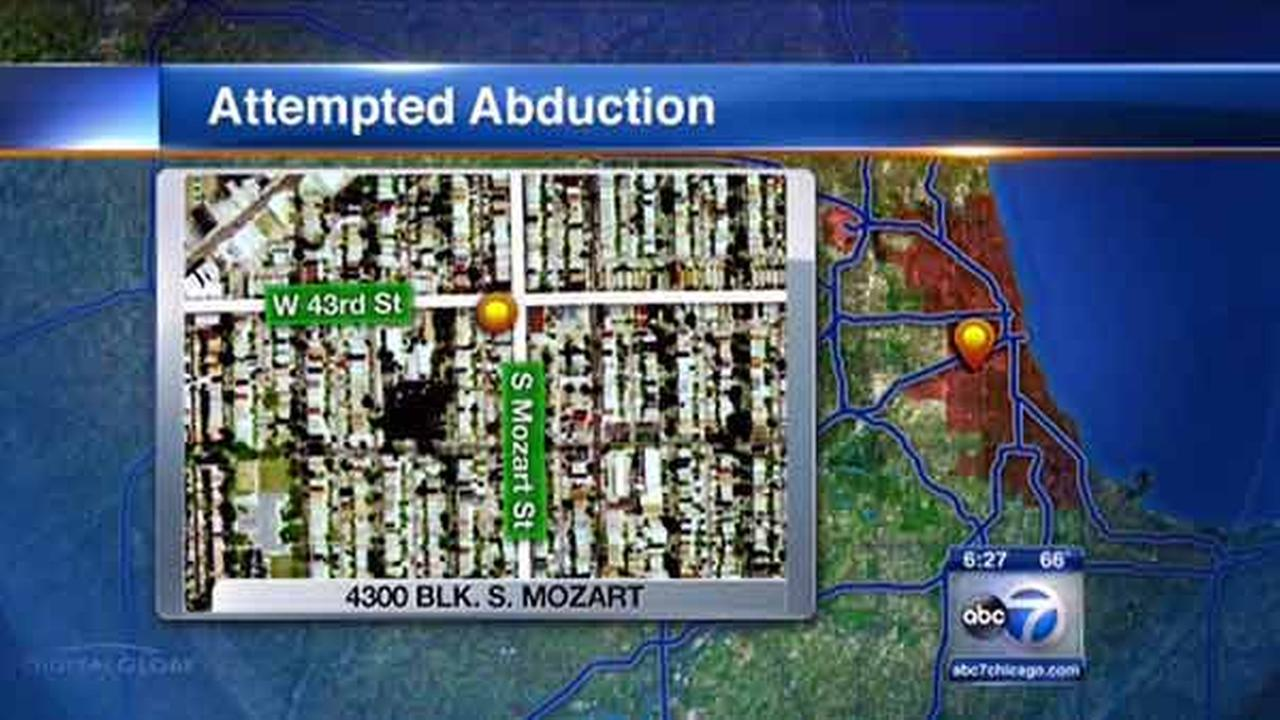 Attempted Brighton Park kidnapping prompts police alert