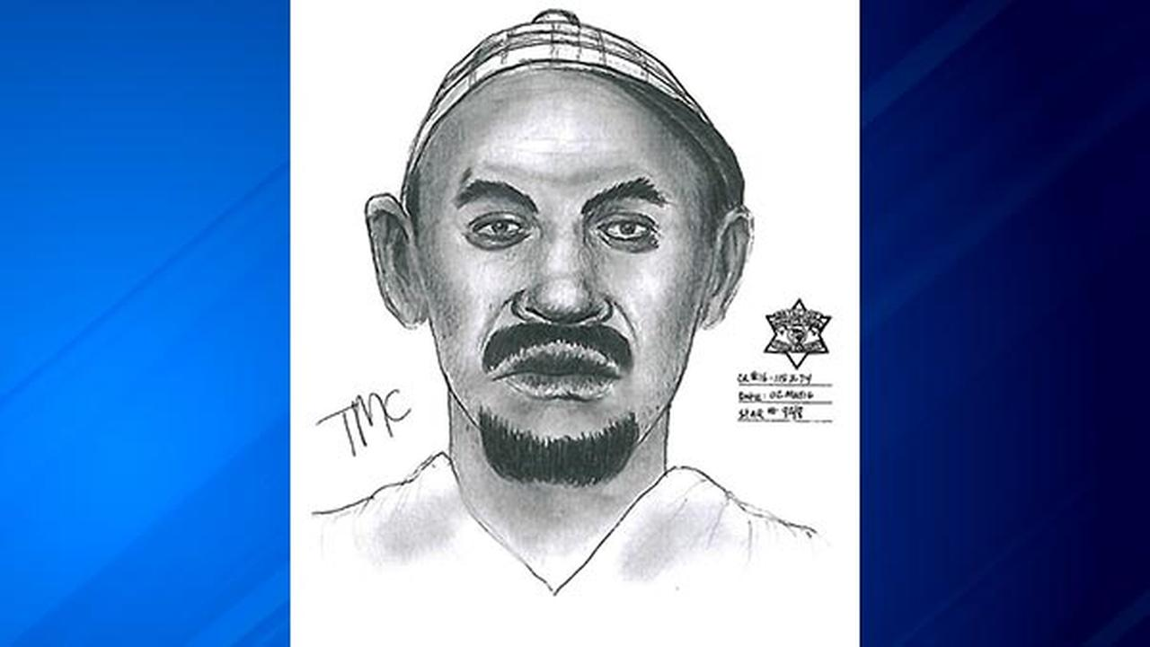 Police have issued a sketch of a man they say was armed when he attempted to abduct a child Monday morning in Des Plaines.