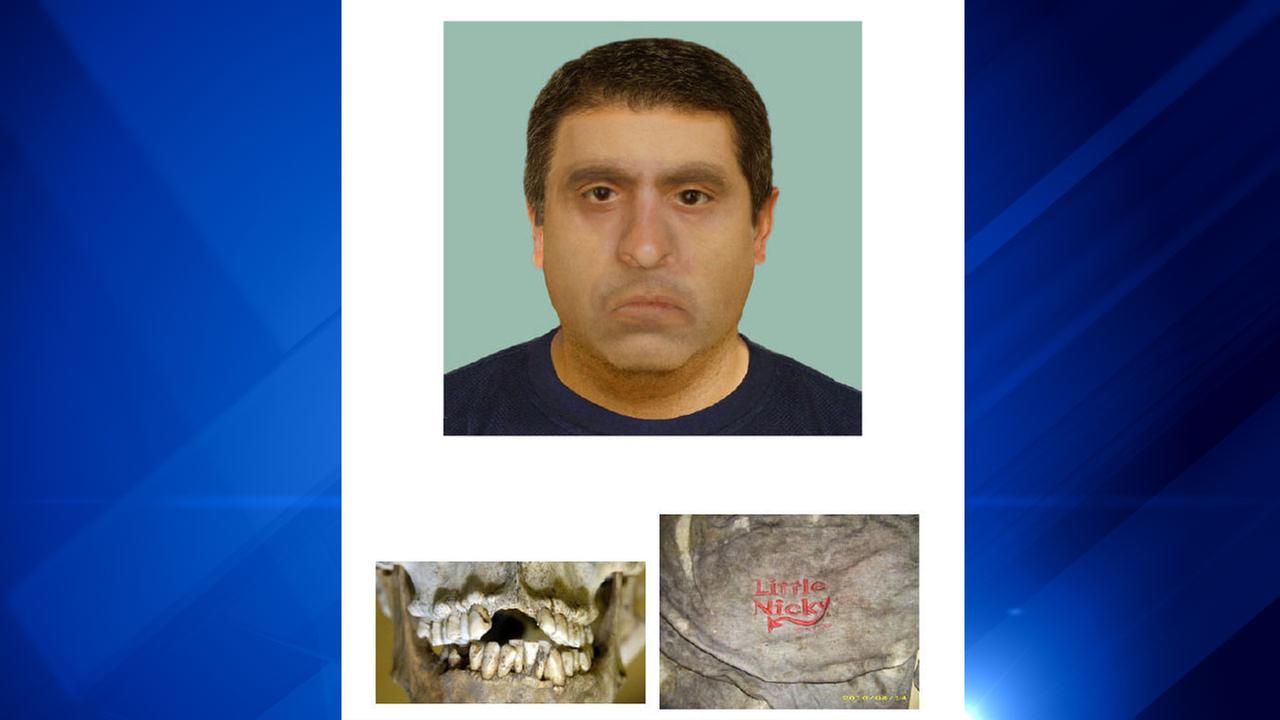 Facial reconstruction done for remains found in Herrick Lake Forest Preserve