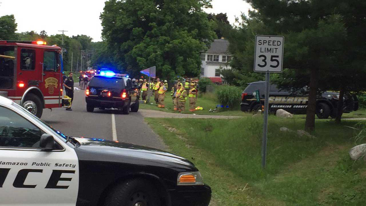 Deaths reported after vehicle hits bicyclists in Michigan