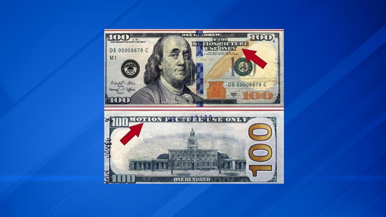 Counterfeit $100 bills circulating in Kenosha