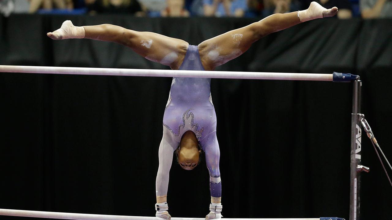 Simone biles gabby douglas headline us women s gymnastics team for