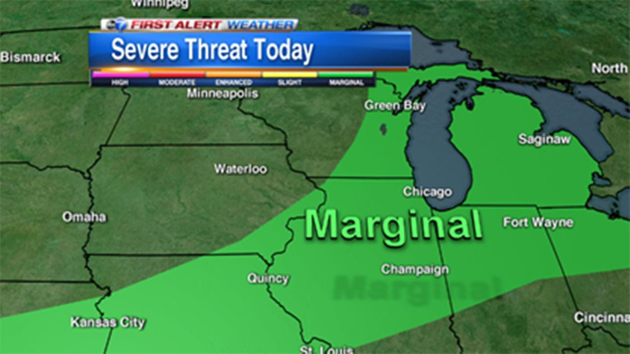 Chicago Weather: Storms expected to return Sunday