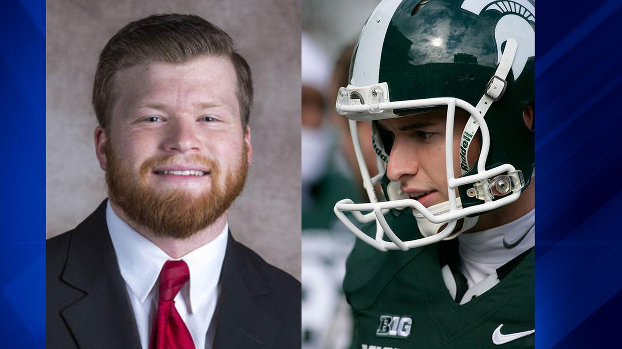 Crash kills Nebraska punter, Michigan State ex-punter