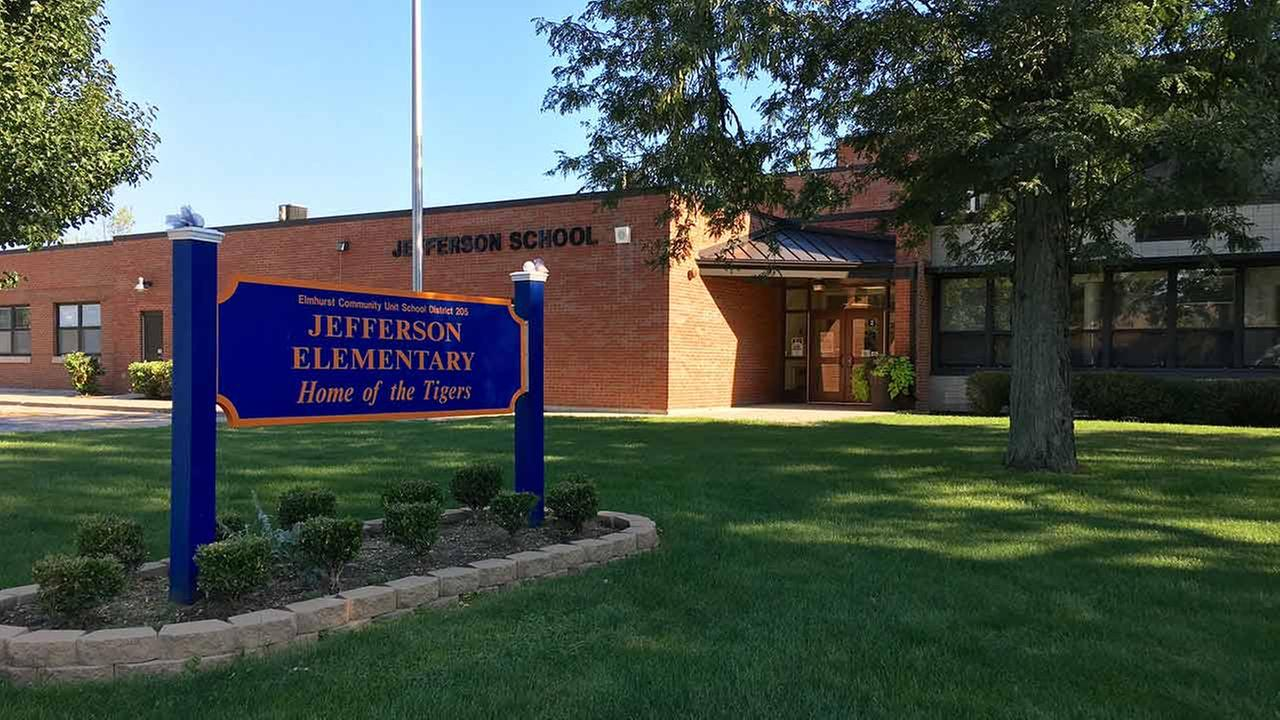 Jefferson Elementary School in Elmhurst was closed for two days because of a bat infestation.