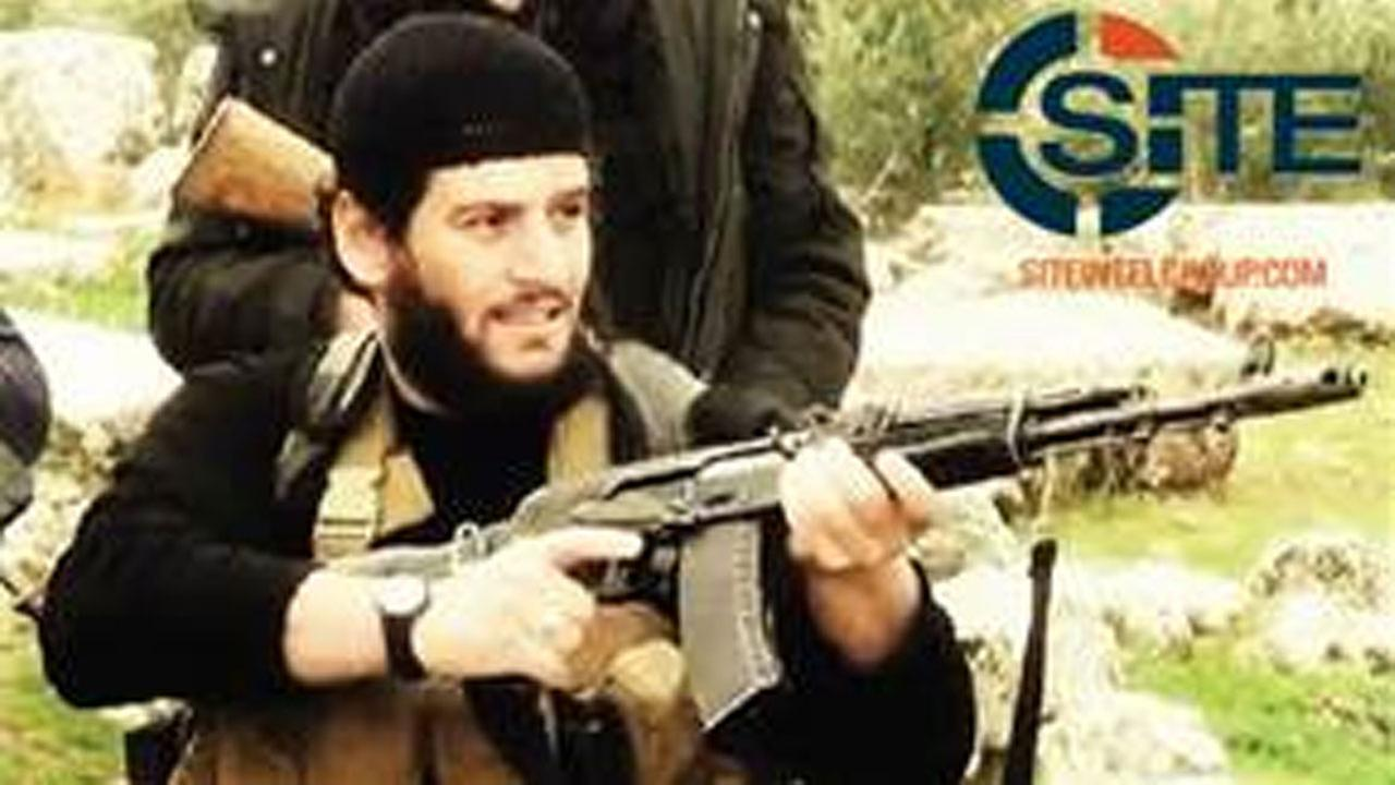 Islamic State group says spokesman killed in Syria
