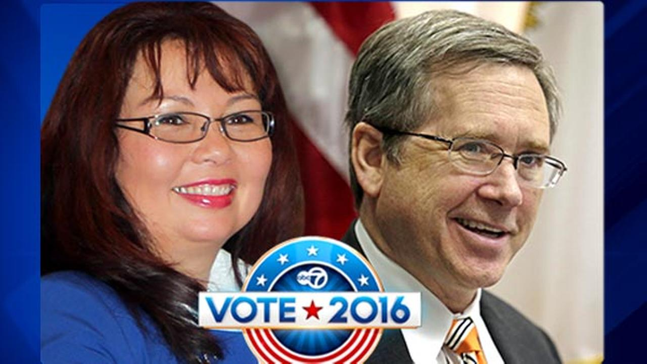 Rep. Duckworth and Sen. Kirk have agreed to debate downstate in late October.