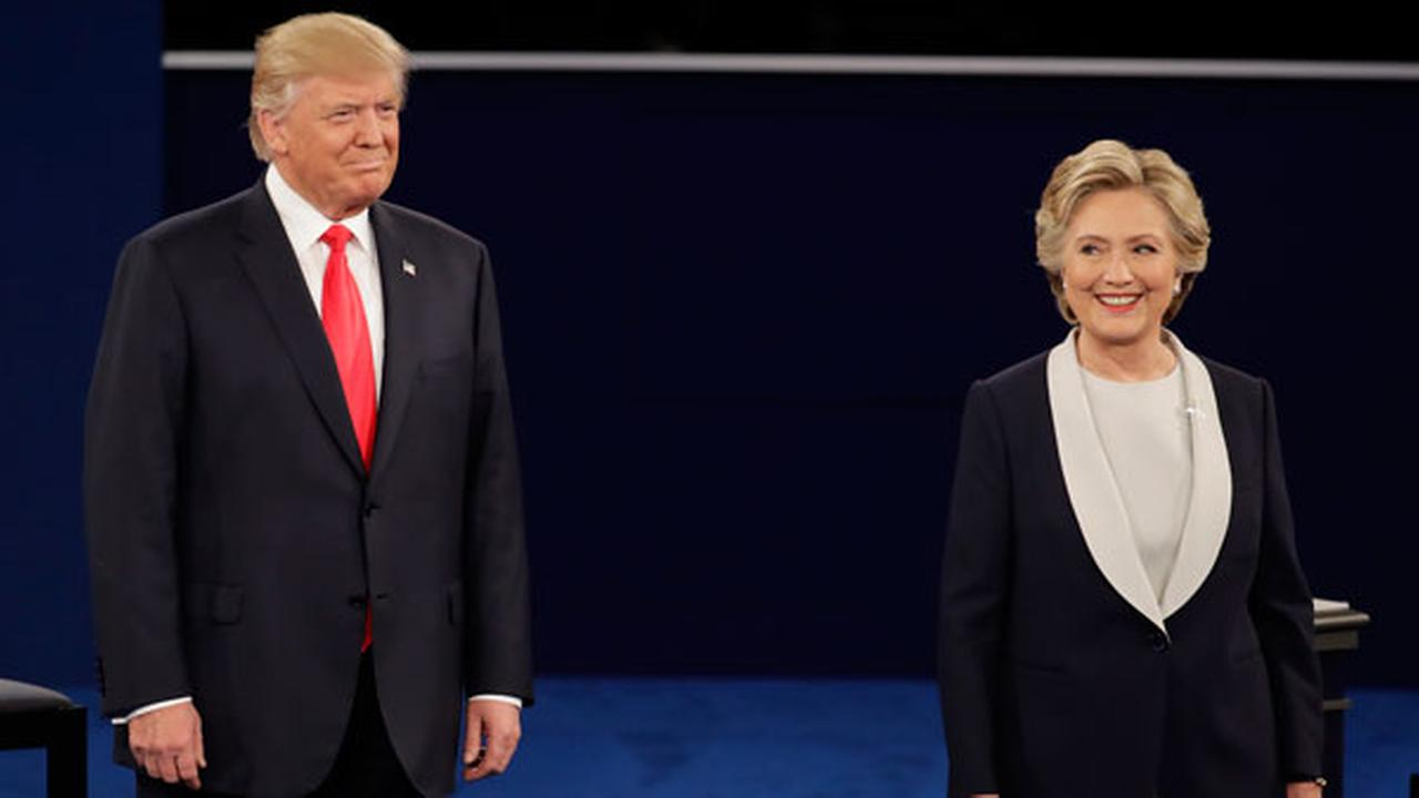 Donald Trump and Hillary Clinton faced off at Washington University in St. Louis Sunday night for the second presidential debate.
