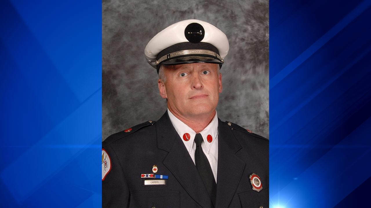 Chicago Fire Department Lieutenant Danny Carbol.