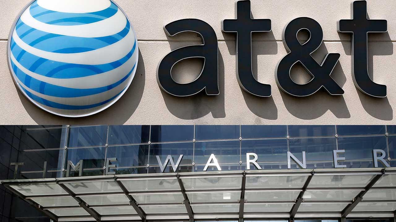 AT&T to buy Time Warner in media mega-deal