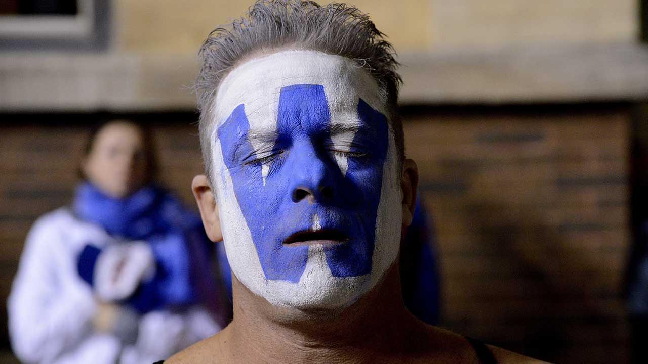 Cubs vs. Indians, Game 5AP Photo/Matt Marton