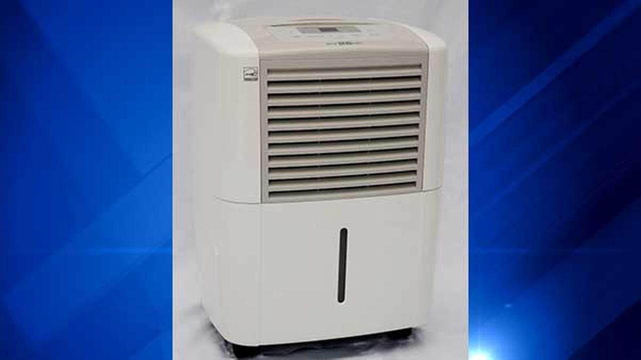 CPSC issues recall of dehumidifiers