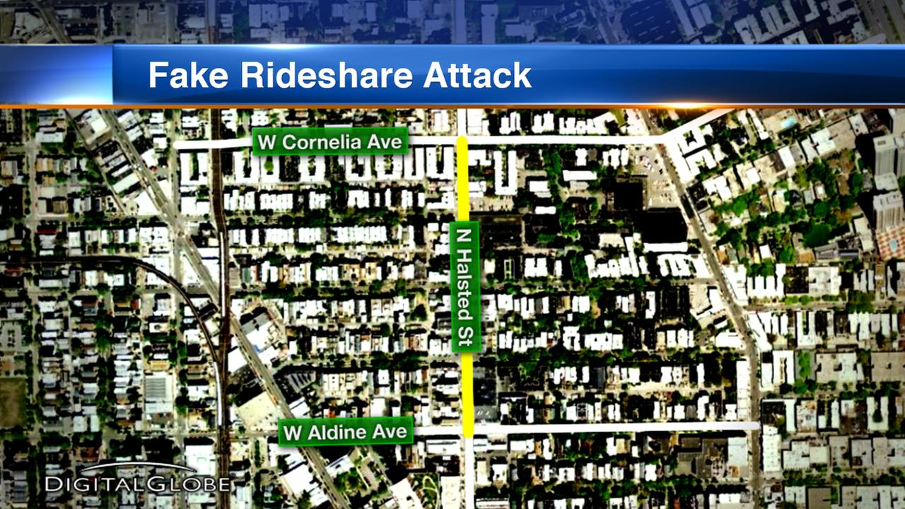 Fake ride-share assault