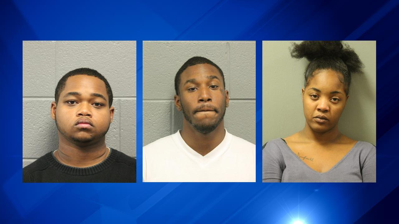 4 arrested in West Side beating of Trump supporter ...