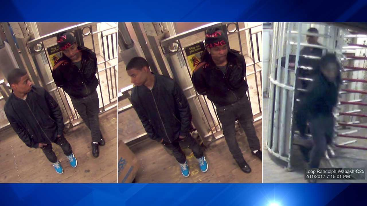 2 wanted in cellphone thefts on CTA Green Line