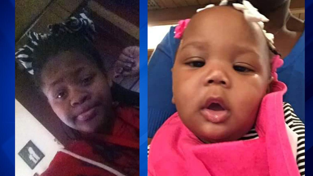 Infant, 15-year-old girl missing from Gresham