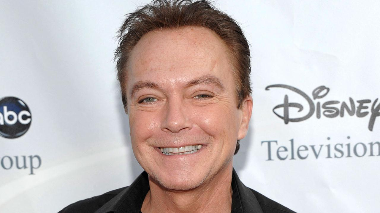 David Cassidy Hospitalized In Critical Condition