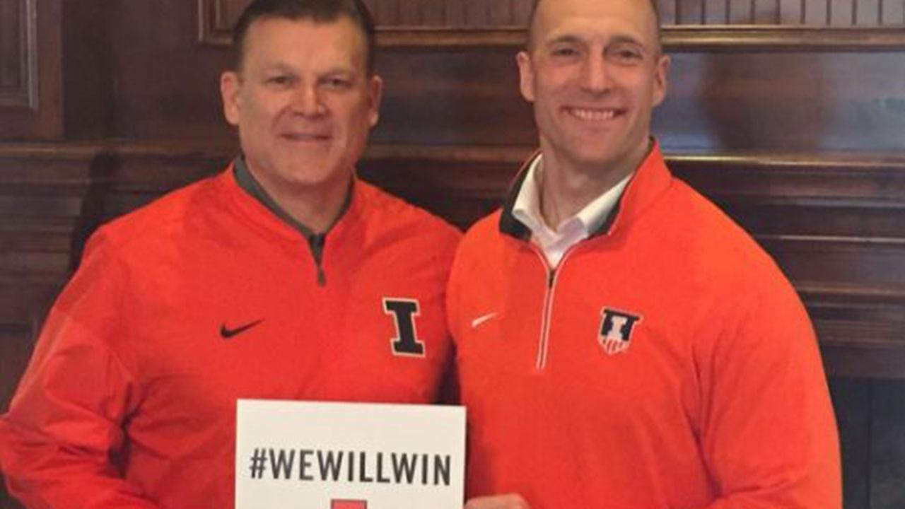 Illinois hires Oklahoma States Brad Underwood