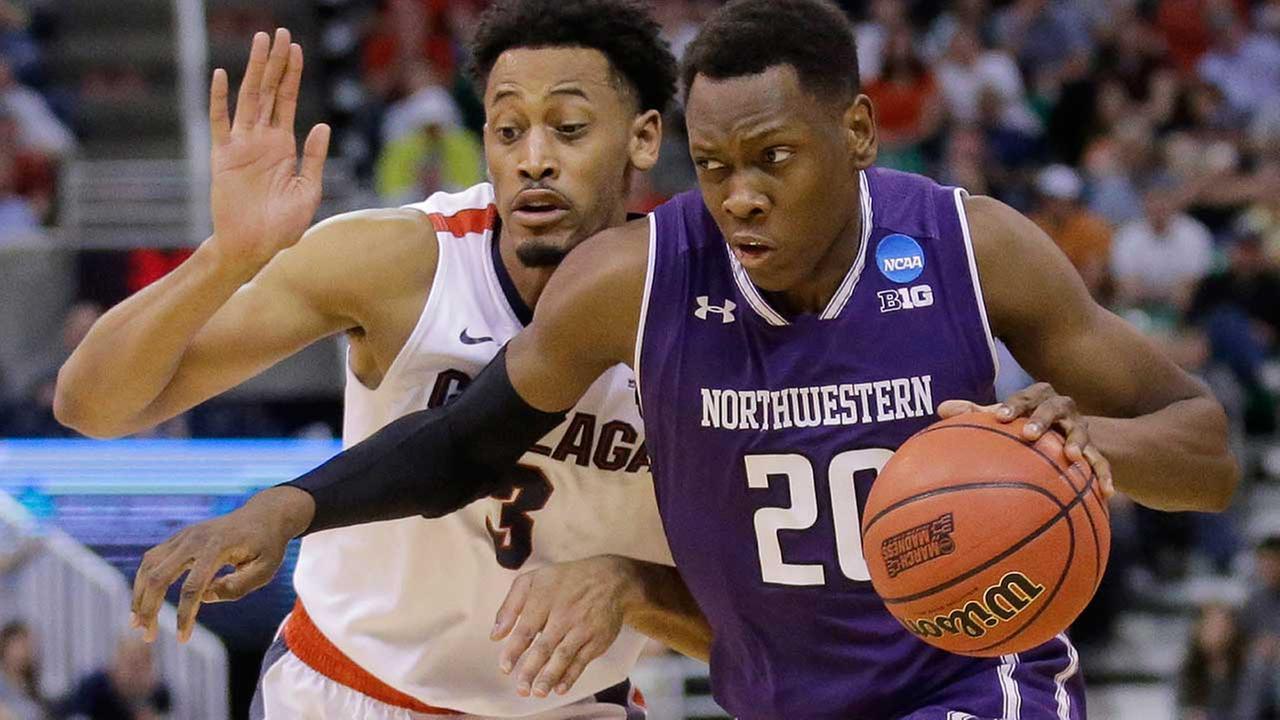 Northwestern falls to Gonzaga, ends historic season
