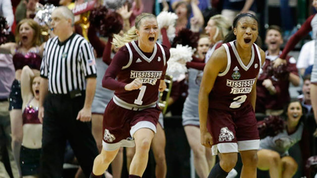 SEC pride: S Carolina happy to see Miss St in women's final
