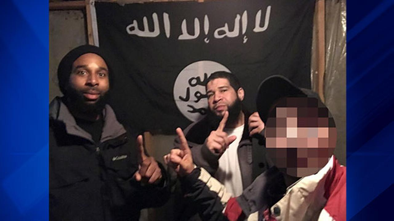 Illinois men charged with conspiring to aid Islamic State