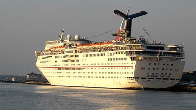 Carnival Ship Sets Sail On Cruise To Nowhere Abcchicagocom - Cruise ships charleston sc