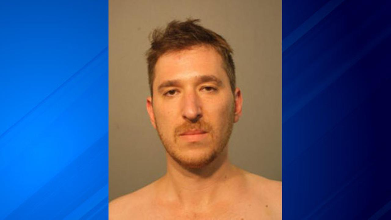 Daniel Gluckman, 34 (Photo: Chicago Police Dept.)