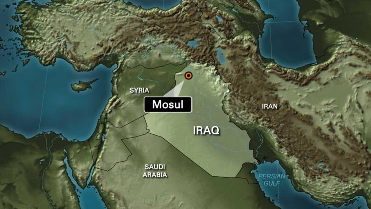 US service member killed near Mosul