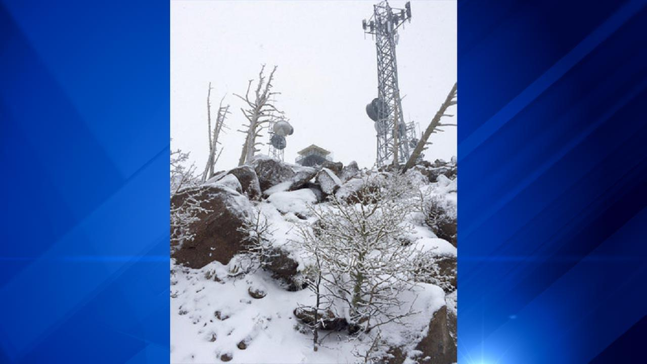 Man seeking free pizza rescued from snowy Arizona mountain