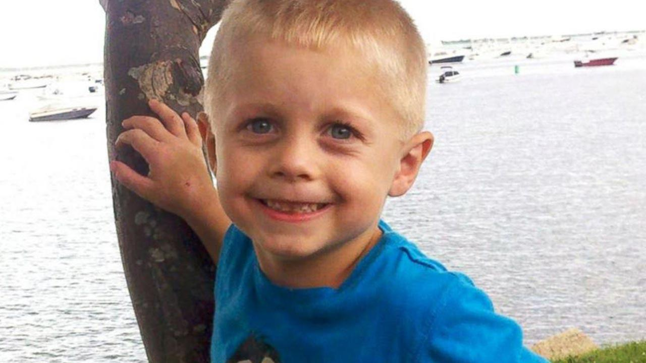 Danny Nickerson, 5, is battling an inoperable brain tumor.