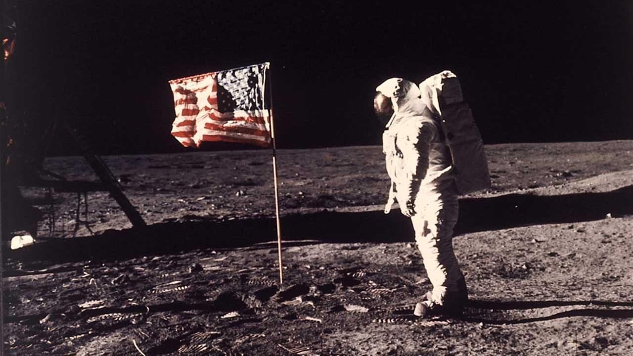 Astronaut Edwin E. Buzz Aldrin Jr.