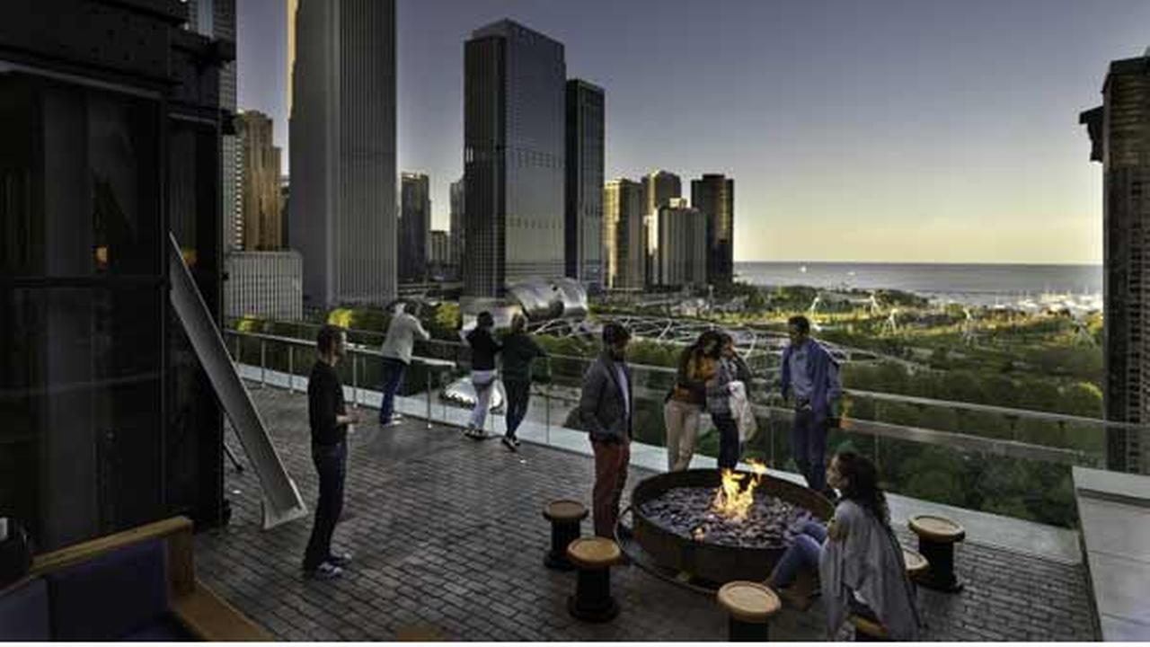 Rooftop Restaurants Chicago Suburbs