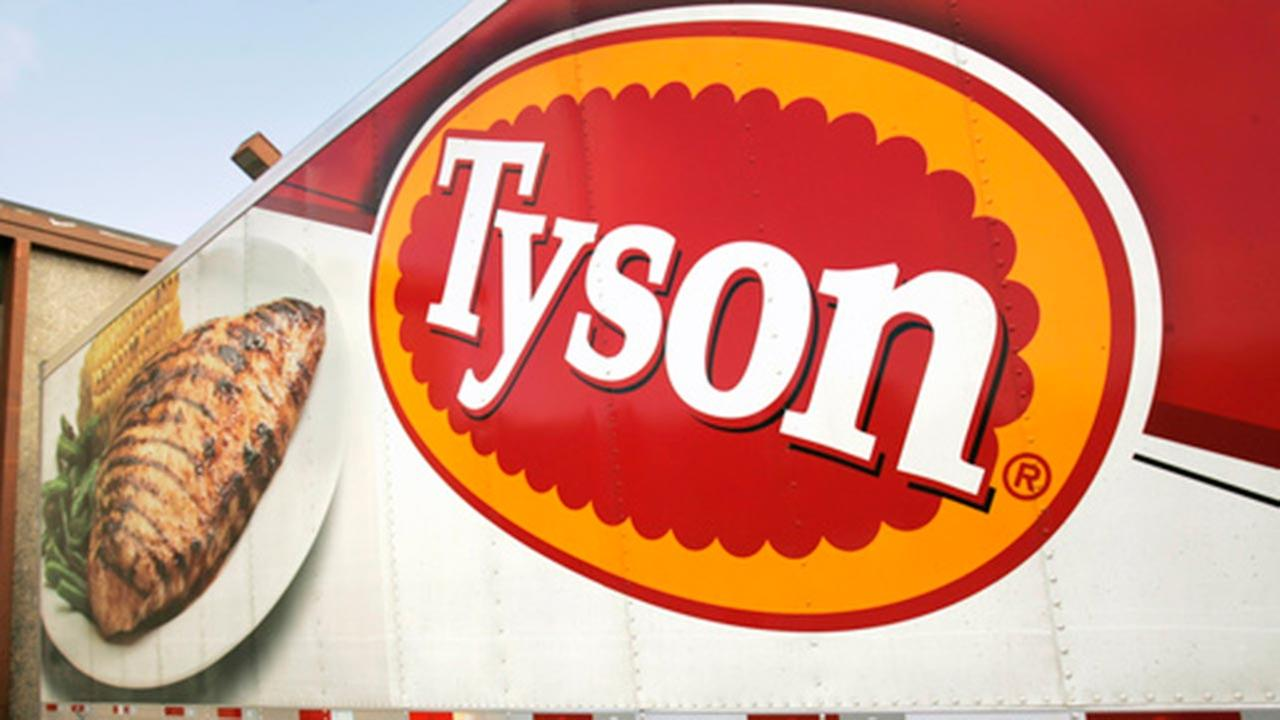 Tyson Foods recalls breaded chicken products