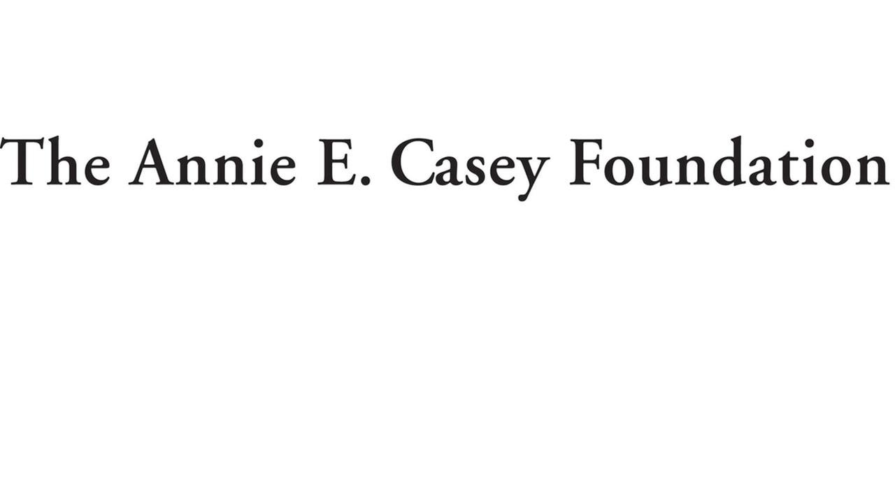 (FILE) AP image of Annie E. Casey Foundation logo