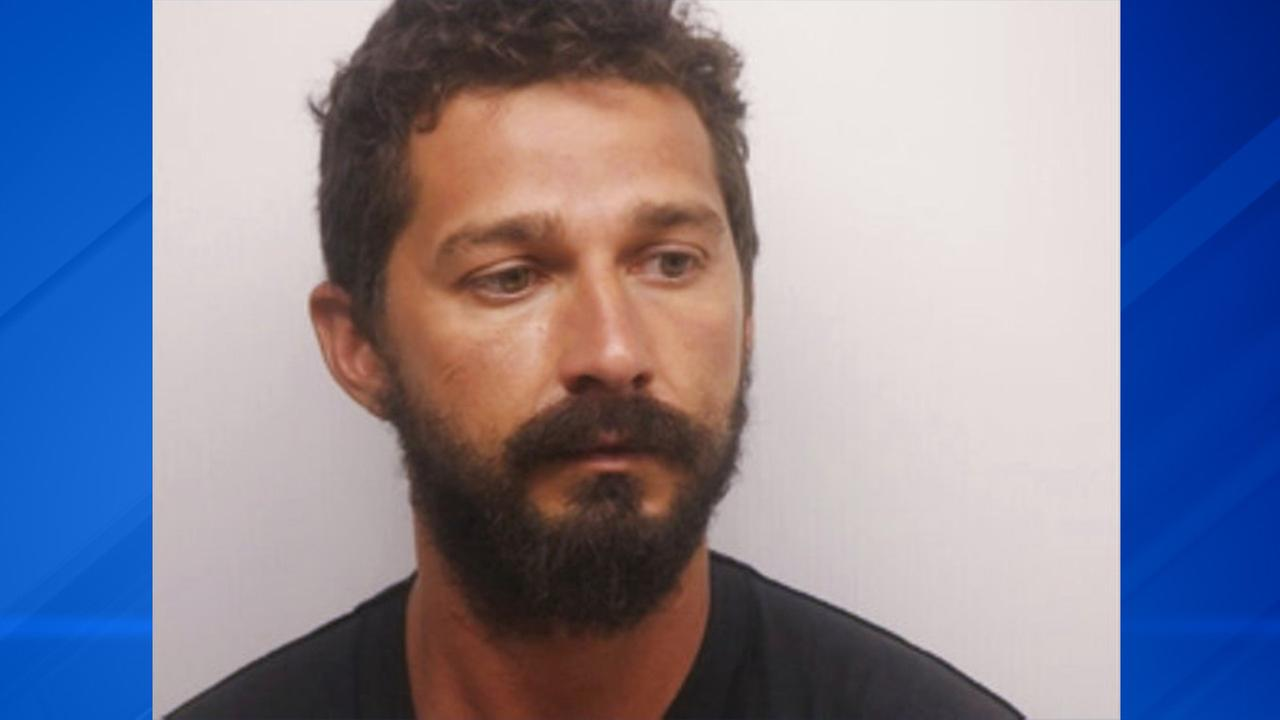 Shia LaBeouf arrested for public drunkenness