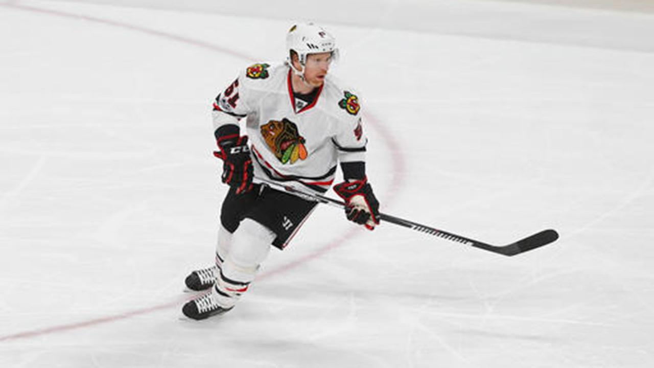 Blackhawks' Brian Campbell retires after 17 seasons in National Hockey League