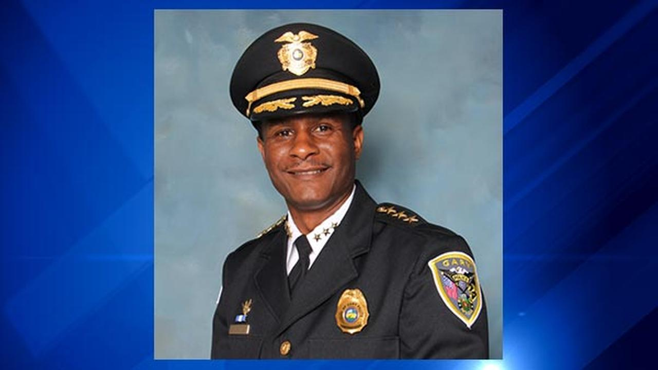 Gary native Larry McKinley has been appointed the citys new police chief by Mayor Karen Freeman-Wilson.