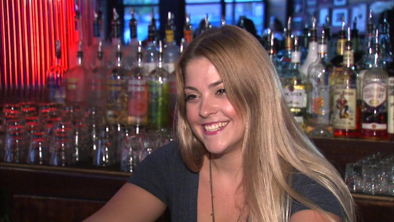 Chicago bartender Katie Smaluk told Eyewitness News how the shows producers gave her the adventure shes always wanted.
