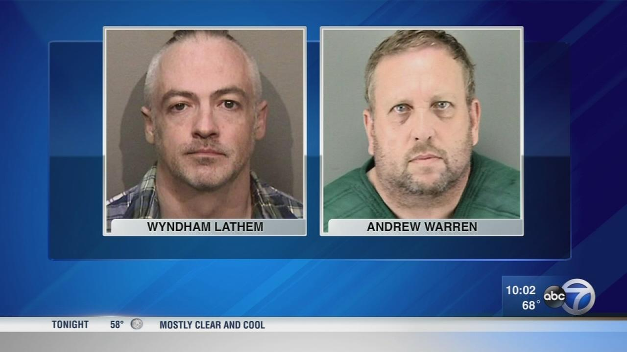 Suspects in hair stylist stabbing brought back to Chicago