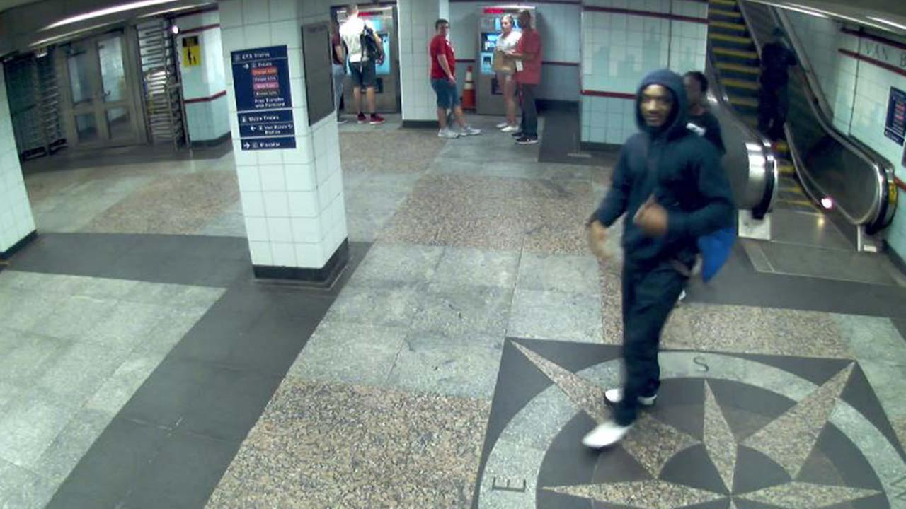 Red Line shooting surveillance
