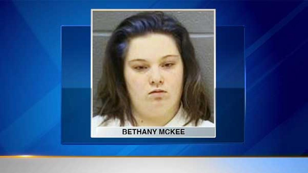 Bethany McKee, 20.