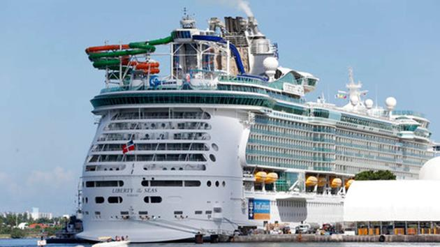 Cruise Ships Race To Caribbean To Help Irma Victims Abcchicagocom - Liberty of seas