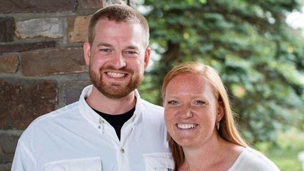 Dr. Kent Brantly and his wife, Amber. Dr. Brantly became the first person infected with Ebola to be brought to the United States from Africa.