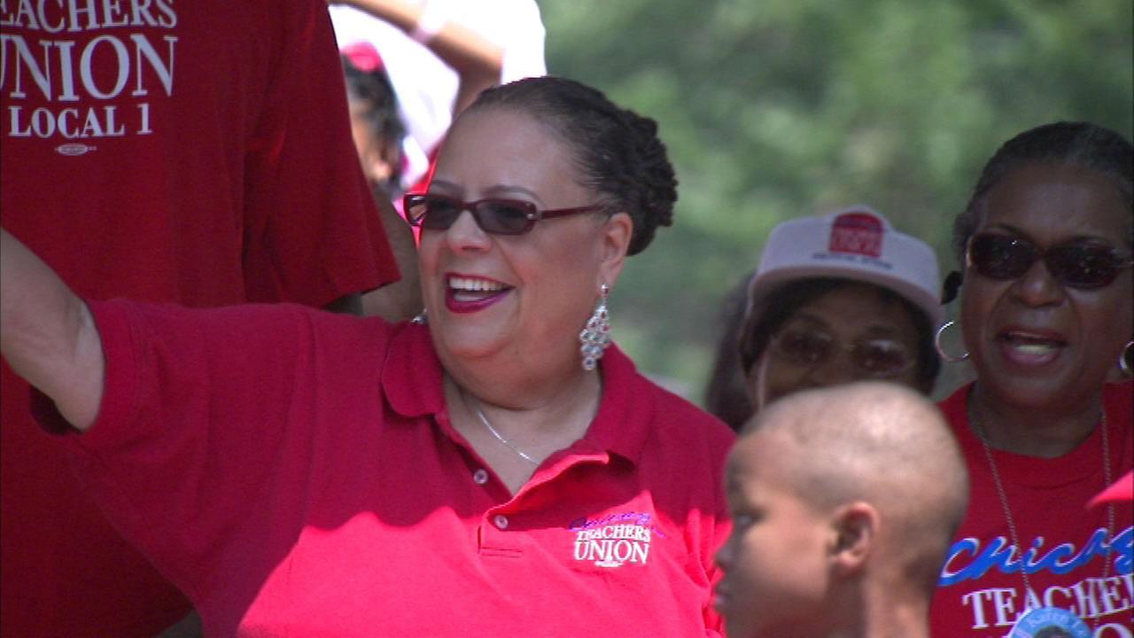 Bud Bilikin Parade - Karen Lewis