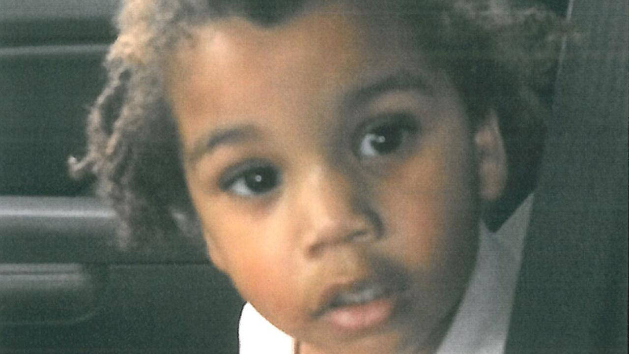 Homewood police released this image of a boy found alone in the 18800-block of Morgan Street.