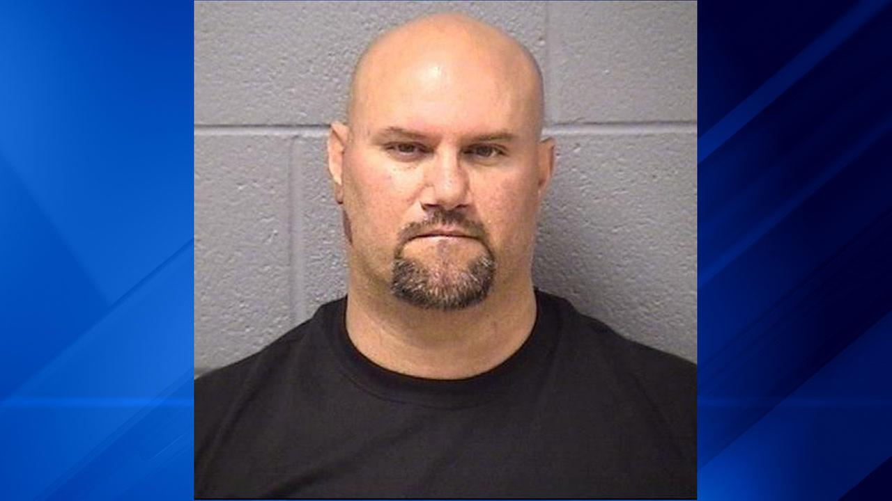 Stephen M. Nardi is charged with criminal sexual assault.